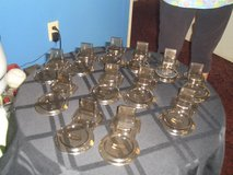tea cup/saucers display stands in Wilmington, North Carolina