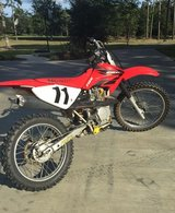 Honda CRF 100 F in Leesville, Louisiana