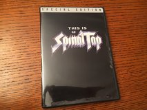 This is Spinal Tap DVD in Yorkville, Illinois