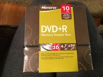 New 10 Pack DVD+R in Chicago, Illinois