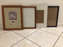Picture Frames - Military Certificate Size in Ramstein, Germany