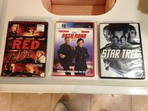 3 Various PG -13 DVD's (see below) in Naperville, Illinois
