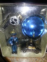 christmas police ornament set in Ramstein, Germany