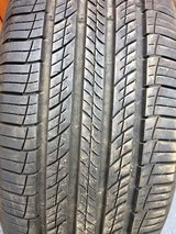 1- Used - 255/60R17 Hankook Dynapro HP 2 -  Tire in Westmont, Illinois