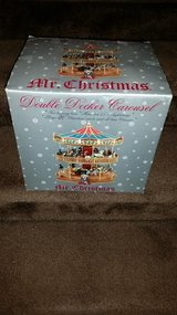 Original Classic Mr. Christmas Large Double 30 Song Carousel in Fort Campbell, Kentucky