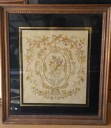 REDUCED Antique framed tapestry in 29 Palms, California