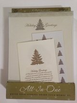 Christmas Tree Cards, Envelopes, Paper, Address Labels and Seals in Glendale Heights, Illinois
