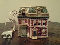 """Christmas Village """"Dentist Office""""-Dickens Collections in Joliet, Illinois"""