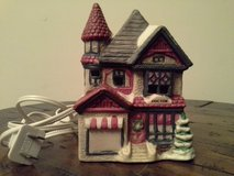 "Christmas Village ""Doctors Office""-Dickens Collections in Joliet, Illinois"