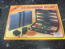 Back gammon set - Never been used in Lakenheath, UK