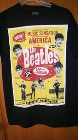 The Beatles t-shirt in Spring, Texas