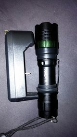 Rechargeable flashlight 5000 lumens in Yucca Valley, California
