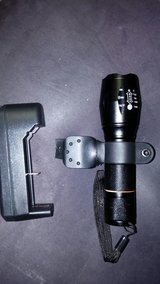 Rechargeable Flashlight 8000 lumens in Yucca Valley, California