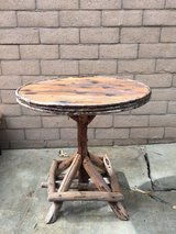 Beautiful Giving Tree barnwood table in Camp Pendleton, California