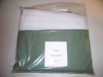 Bed Skirt - Twin Size in Cherry Point, North Carolina