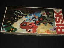 Vintage Risk Board Game Complete by parker brothers 1975 in Bolingbrook, Illinois