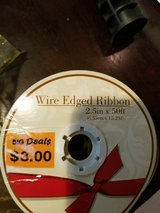 Wired ribbon in Joliet, Illinois