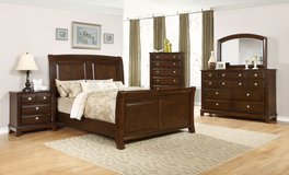 UF Floor Model Sale- MEGA King Size Bedroom Set - Floor Model in Ramstein, Germany
