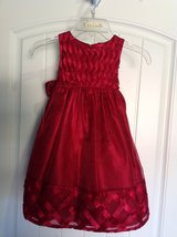 New! Boutique Red Dress 2T in Clarksville, Tennessee