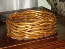 "wood bottom basket 9x7x3""H in Bolingbrook, Illinois"