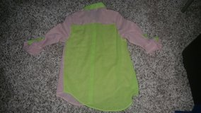 New / Tan / Green Blouse in Fort Campbell, Kentucky