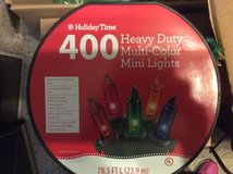 New Indoor/Outdoor Multi-Colored Lights- 2 rolls available in Fort Campbell, Kentucky