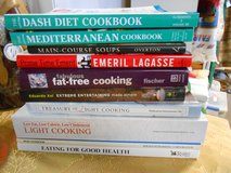 Cookbooks in Cherry Point, North Carolina