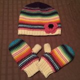 NEW Toddler Girls' Beanie and Mitten Set in Spring, Texas