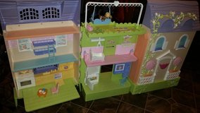 Learning Curve Caring Corners Mrs. Goodbee Interactive Talking Loving Doll House in Clarksville, Tennessee
