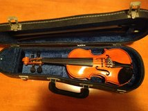 Suzuki 1/16 violin in Joliet, Illinois