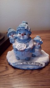Snow Buddies Figurine in Oswego, Illinois
