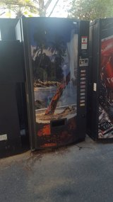 Vending Drink machine in Camp Pendleton, California