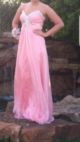 Pink Prom Dress in Baytown, Texas