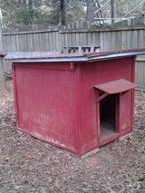 Extra Large Dog House/Treated Wood/Shingle Roof in Warner Robins, Georgia