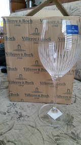 CRYSTAL WINE GLASSES in Tampa, Florida