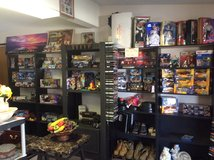 And all kinds of diecast collector cars and other collectibles in 29 Palms, California