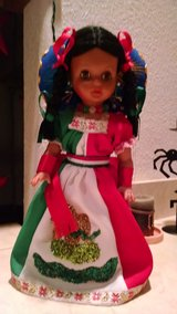 Colorful Doll in Joliet, Illinois
