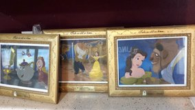 Disney Beauty and the Beast Wall art in Naperville, Illinois