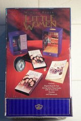 "NEW!  ""LITTLE WOMEN"" SPECIAL BOXED SET W/LOCKET,  NOVELETTE, VHS TAPE in Naperville, Illinois"