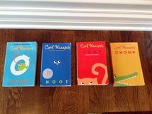 Set of 4 Paperback Books by Carl Hiassen (3-6th Grade Reading Level) in Lockport, Illinois