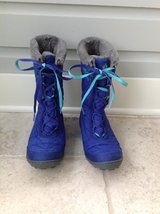 Girls Columbia Lace Up Snow / Winter Boots Size 5 in Chicago, Illinois