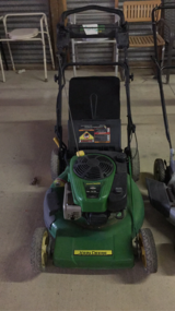 John Deer lawnmower in Fort Polk, Louisiana