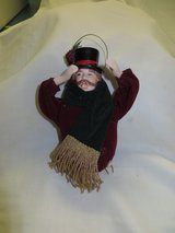 VINTAGE CHINA VICTORIAN ENGLISH CAROLER ORNAMENT - 2 AVAILABLE in Plainfield, Illinois