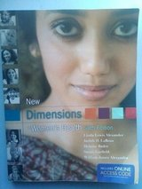 New Dimensions in Women's Health with NEW UNUSED ACCESS CODE Linda Lewis Alexander in Alamogordo, New Mexico