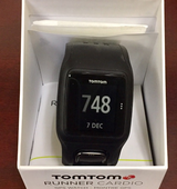 TomTom Runner Cardio GPS and Heartrate Monitor in Camp Pendleton, California