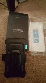 Samsung Galaxy S7 Supcase brand new case NOT FOR THE S7 EDGE! in Naperville, Illinois