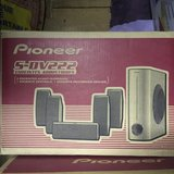Pioneer  S-DV222 Home cinema system in Lakenheath, UK