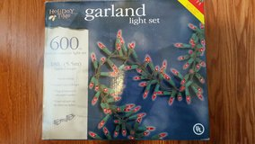 Garland Light Set - 18ft, 600 ct. in Travis AFB, California
