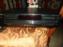 Sony 5 disc CD changer in Camp Lejeune, North Carolina