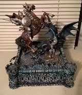 Dragon Slayer Medieval Deluxe Chess Set in Glendale Heights, Illinois